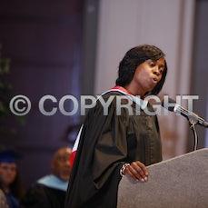 Mary E. Phillips High School Graduation 2015
