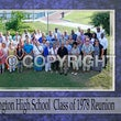 Washington High Class of 1978 Reunion