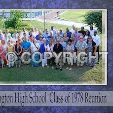 Washington High Class of 1978 Reunion Dinner & Dance