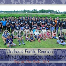 Andrews Family Reunion (Day at the Park)