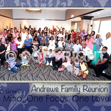 Andrews Family Reunion Meet & Greet