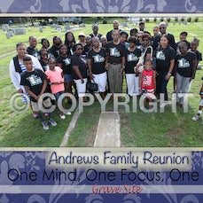 Andrews Family Reunion (Tour Day)