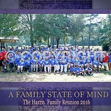 The Harris  Family Reunion 2016