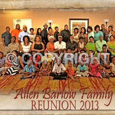 Allen Barlow Family Reunion