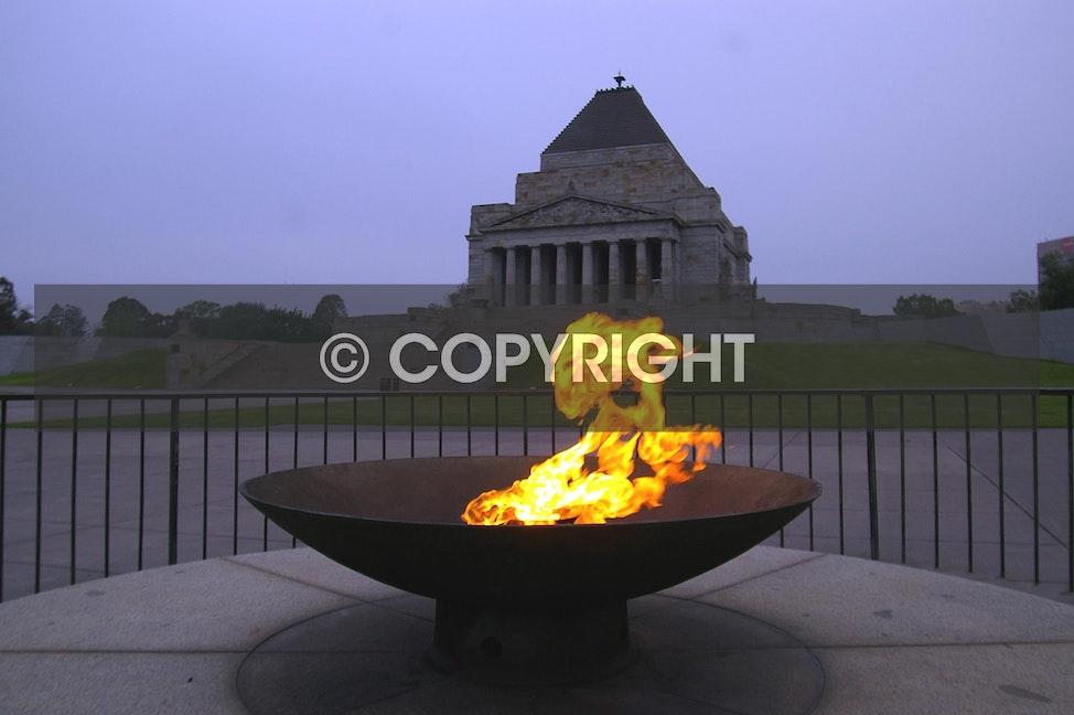 The Shrine, Melbourne