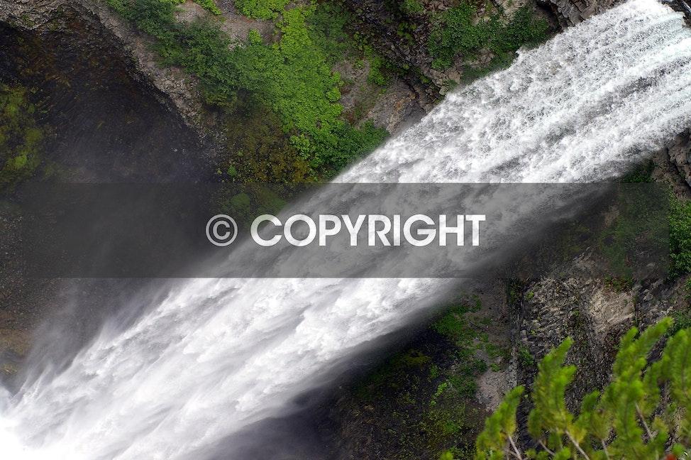 Brandywine Falls - British Columbia - y