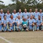 Soccer 35D's Team Shots Grand Final 2014