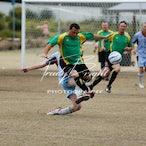 Soccer 35D's Grand Final Aug 2014