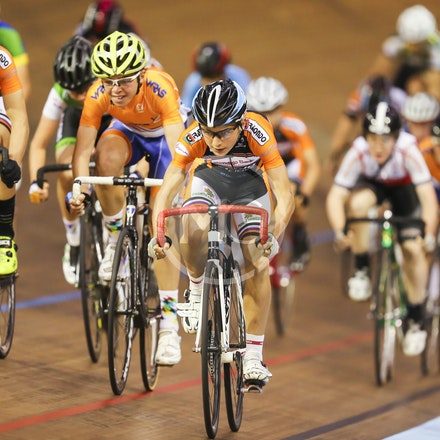 2015 National Junior Track Series, Round 3