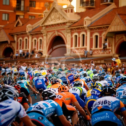 Cycling - Highlights from prominent cycling races
