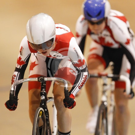 2012JnrTrack W TeamSprint