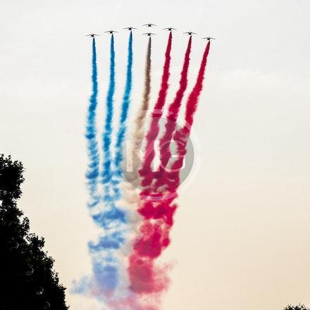 100th Tour de France - Images from 100th Tour de France won by Chris Froome, Team Sky