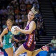 Mission Firebirds vs Melbourne Vixens 7/4/2014 - Images from the Qld Mission Firebirds home game against the Melbourne Vixens on 7/4/2014, including game...