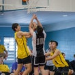 Iona Basketball 13/9/2014