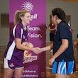 Vicki Wilson Award Presentation 2014 - Presentation and team photos of the Vicki Wilson Cup 2014