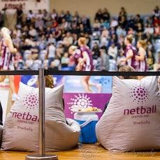 ANL 25/7/2014 - Australian Netball League Ormiston College 25/7/2014
