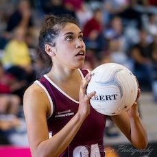 ANL 27/7/2014 - Australian Netball League Ormiston College 27/7/2014