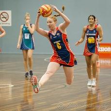 MQSNL 2015 Pre-Season Round - Mission Queensland State Netball League Pre-Season Round 28/4/2015