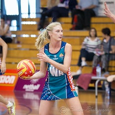 MQSNL 2015 Round 1 Division 1 - Mission Queesnalnd State Netball League 2015 Round 1 9/5/2015 Division 1