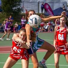 Brisbane Stage Age Days 1, 2 & 3 - Netball Queensland State Age Championships 2015
