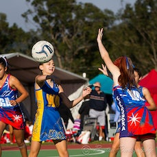 Caloundra Stage Age 2015 Days 1, 2 & 3 - Netball Queensland State Age Championships 2015