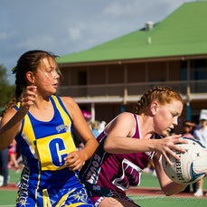 Gladstone State Age 2015 Days 1, 2 & 3 - Netball Queensland State Age Championships 2015