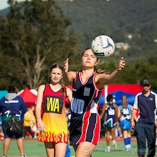 Highfields State Age 2015 Days 1, 2 & 3 - Netball Queensland State Age Championships 2015