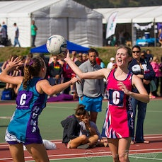 Hinterland State Age 2015 Days 1, 2 & 3 - Netball Queensland State Age Championships 2015