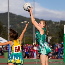 Ipswich State Age 2015 Days 1, 2 & 3 - Netball Queensland State Age Championships 2015