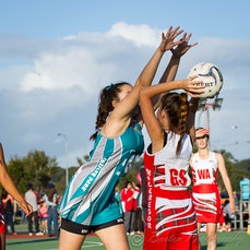 McGregor State Age 2015 Days 1, 2 & 3 - Netball Queensland State Age Championships 2015