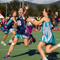 Noosa State Age 2015 Days 1, 2 & 3 - Netball Queensland State Age Championships 2015