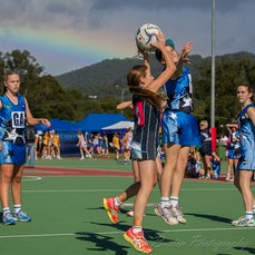Southport Carrara State Age 2015 Days 1, 2 & 3 - Netball Queensland State Age Championships 2015