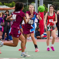 Mackay State Age 2015 Days 1, 2 & 3 - Netball Queensland State Age Championships 2015