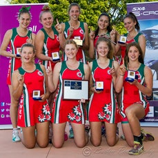 Around the Courts & Presentations State Age 2015 - Opening, closing ceremonies, presentations and general photos from the Netball Queensland State Age...
