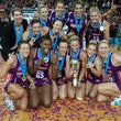 ANZ Championship Grand Final 21/6/2015 - Photos from the ANZ Championship Grand Final 22/6/2015 Mission Queensland Firebirds vs NSW Swifts