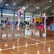 ANL Round 2 Qld Fusion vs NSW Waratahs - Australian Netball League 28/6/2015