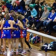 2015 SEQ Grand Final U19 Div 1 Downey Park vs Metro - 2015 SEQ Challenge Grand Final U19 Div 1 Downey Park Netball Association vs Metropolitan Districts...