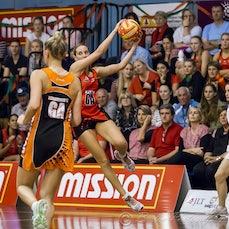 MQSNL 2015 Grand Final Div 1 - Mission Queensland State Netball League 2015 Grand Finals Division 1