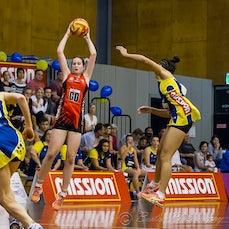 MQSNL 2015 Grand Final Div 2 - Mission Queensland State Netball League 2015 Grand Finals Division 2