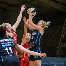 WNBL SEQ Stars vs Townsville Fire 20/11/2015 - WNBL SEQ Stars vs Townsville Fire played 20/11/2015