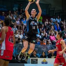 WNBL SEQ Stars vs Perth Lynx 29/11/2015 - WNBL SEQ Stars vs Perth Lynx 29/11/2015