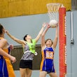 Netball Qld Social Competition 30/11/2015 - A selection of images from Netball Queensland Social Competition 30/11/2015