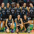 WNBL SEQ vs Capitals 14/2/2016