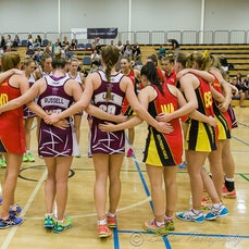 ANL Round 4 21/5/2016 Qld Fusion vs SA Southern Force - Images from the round 4 of the Australian Netball League, played 21/5/2016 Qld Fusion vs SA Southern...