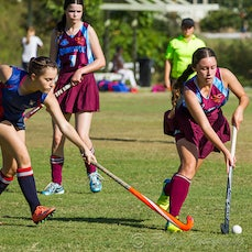 OC Hockey vs Canterbury College 21/5/2016 - Ormiston College vs Canterbury College hockey, Grades 8, Seconds & Firsts 21/5/2016