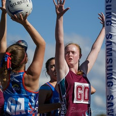 Caloundra State Age 2016 - Netball Queensland State Age Championships 2016