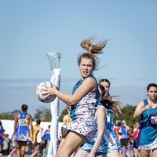 Hinterland State Age 2016 - Netball Queensland State Age Championships 2016