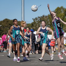 Jimboomba State Age 2016 - Netball Queensland State Age Championships 2016