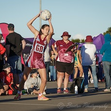 Mackay State Age 2016 - Netball Queensland State Age Championships 2016