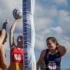 Maranoa State Age 2016 - Netball Queensland State Age Championships 2016